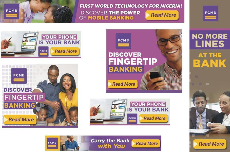 Our digital marketing FCMB