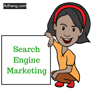Adhang SEM digital marketing Nigeria