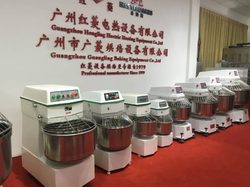 Guangzhou Hongling Electric Heating Equipment Company Limited advertising case study in Nigeria